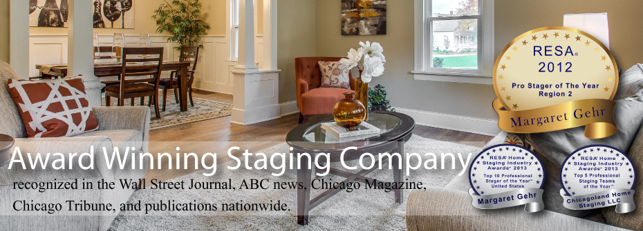 Award Winning Staging Company