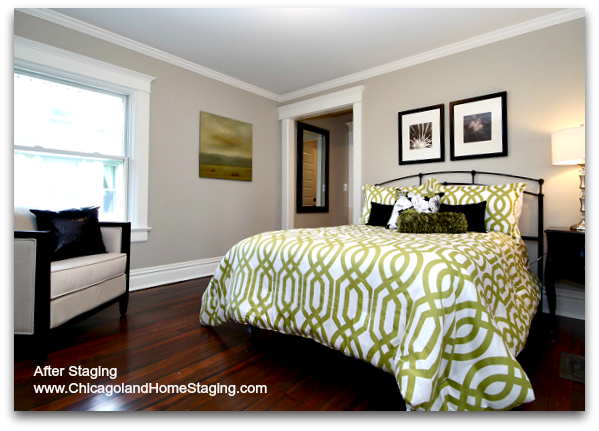 Owner Occupied Home Staging
