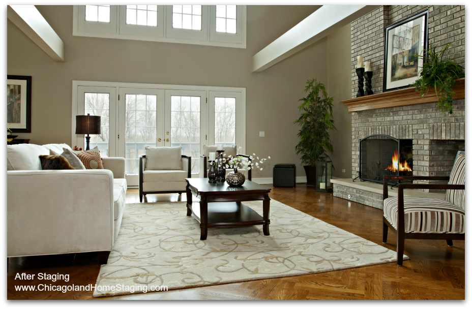 chicagoland home staging contact