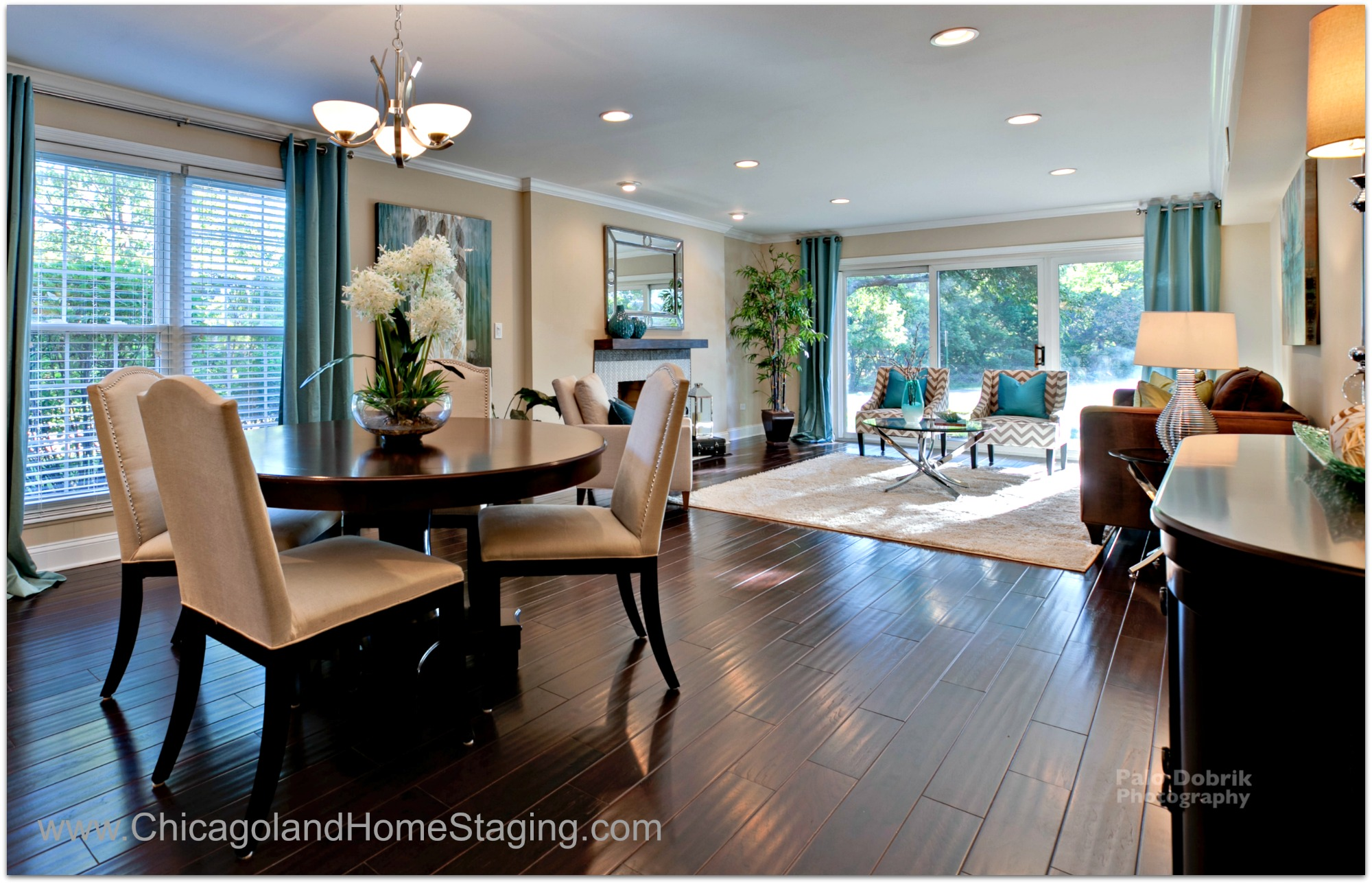 Rolling Meadows Vacant Home Staging: Are you inspired?