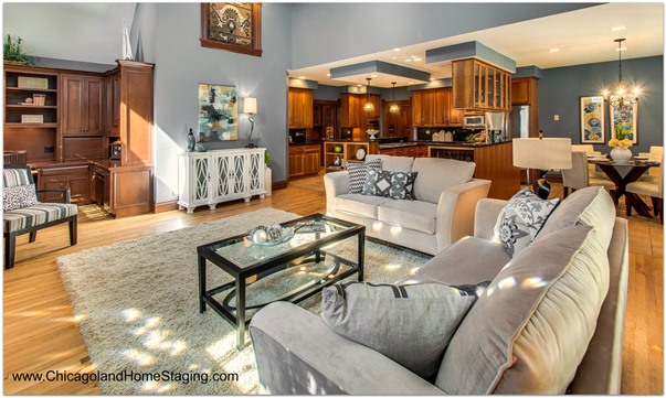 vacant and investor home staging in naperville