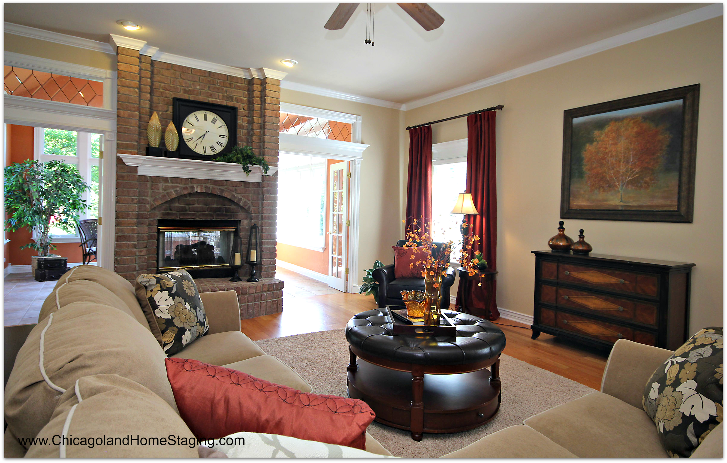 Chicagoland home staging tips