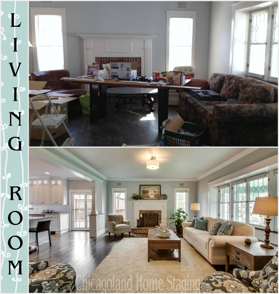 Home Staging Demonstrates Highest And Best Use