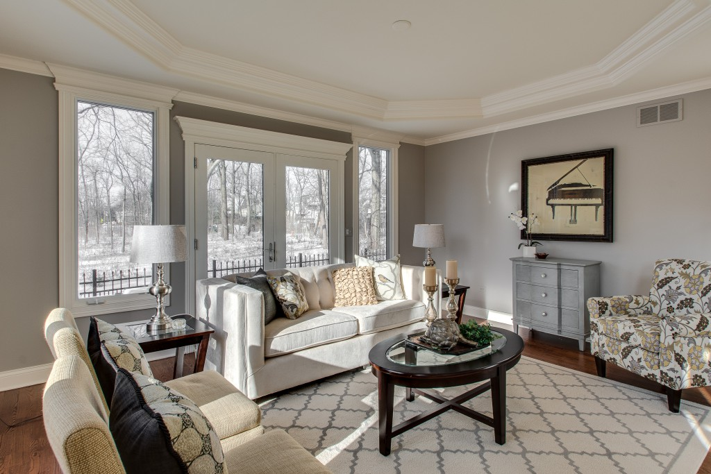 Naperville Home Staging Gig Goes Younger and Brighter