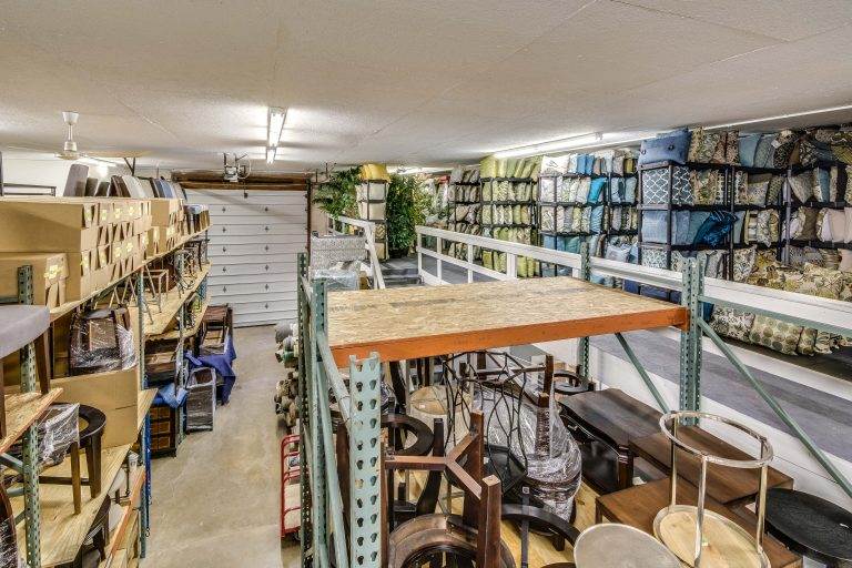Floor To Wall Cieling : Staging Inventory
