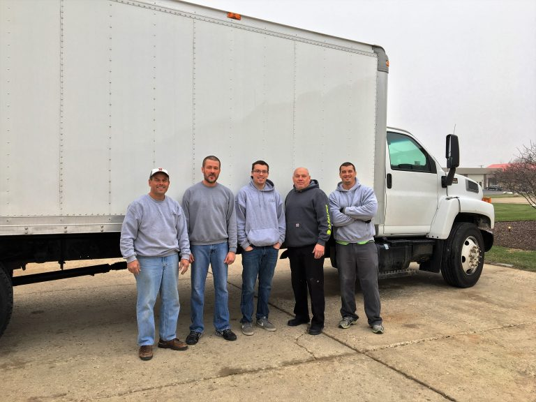 Staging Moving Team : Staging Warehouse