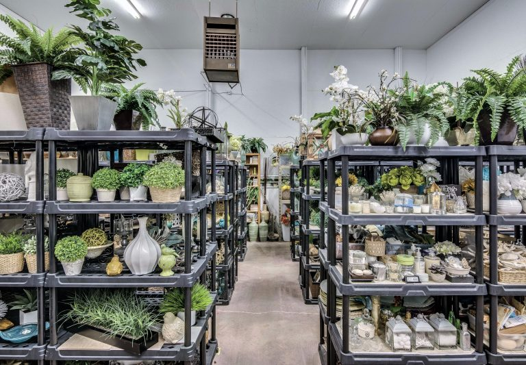Greenery & More : Staging Inventory