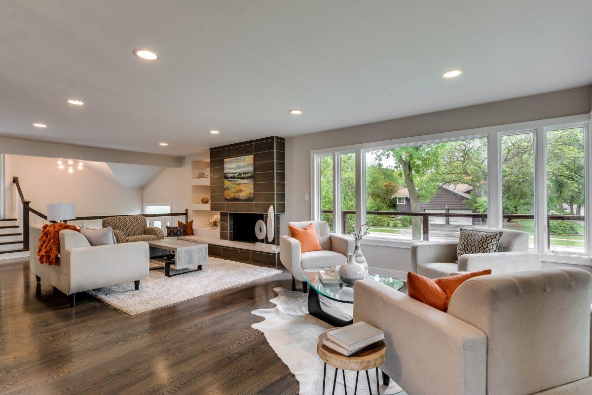 4 ways to define a naperville living room when staging a. Black Bedroom Furniture Sets. Home Design Ideas