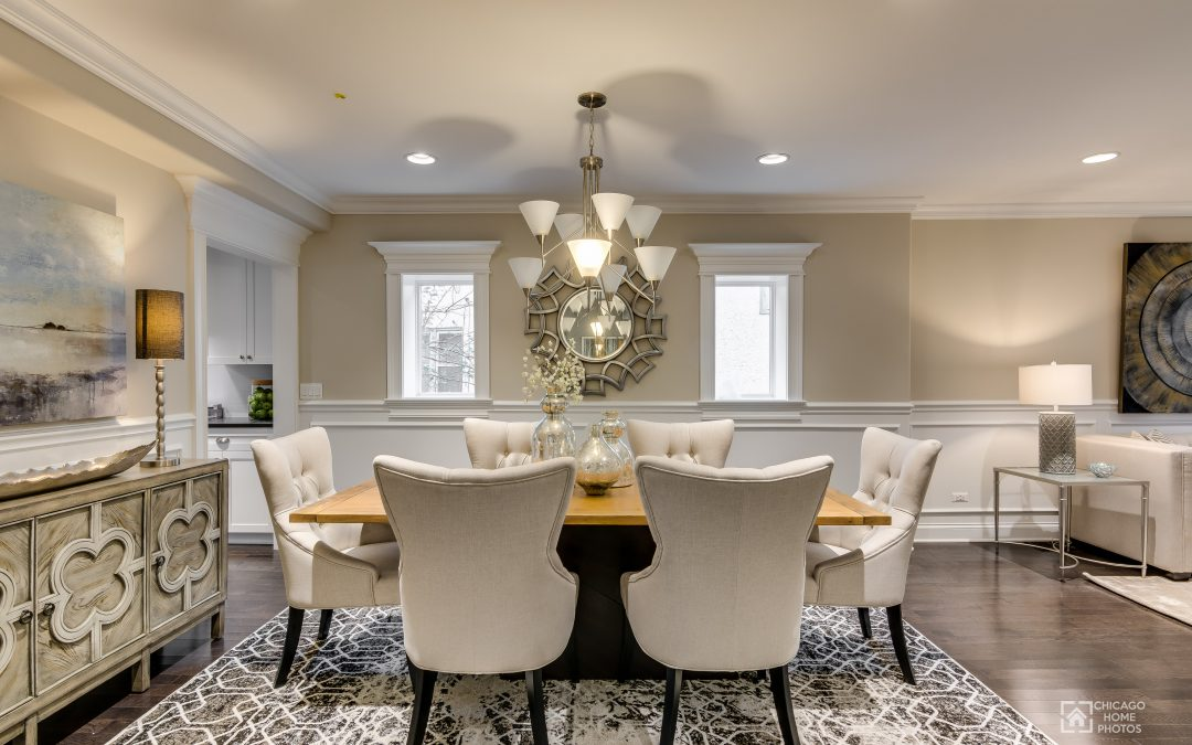 Easily Highlight Your Dining Room With Home Staging