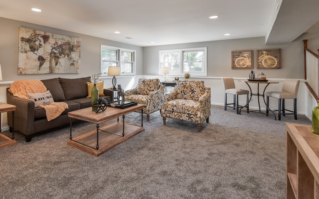 Highlight Family Time in a Listing by Staging a Family Room