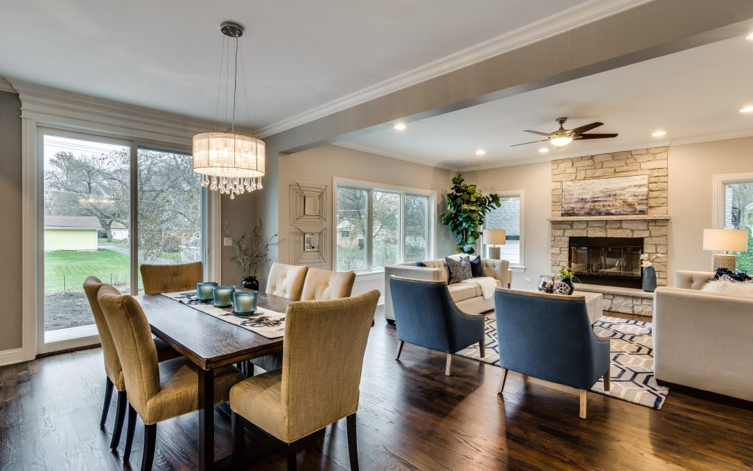 The Art and Science Behind Home Staging a Naperville Property