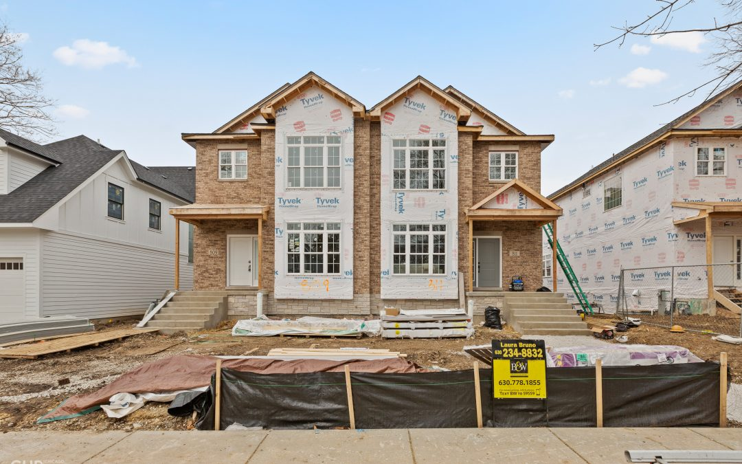 4 Reasons to Stage a New Construction Home
