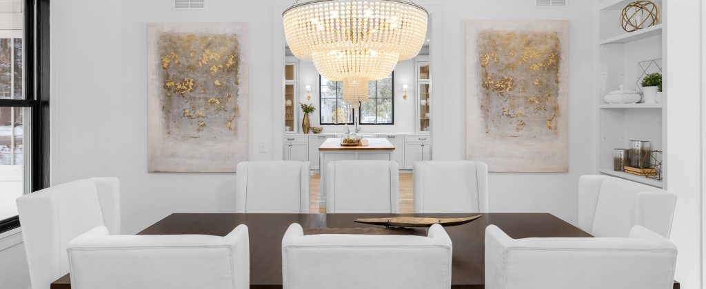 Chicagoland Home Staging Dining Room Naperville Wheaton