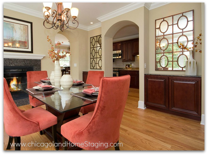 Home Staging Tips How To Hang Artwork With Two D Rings