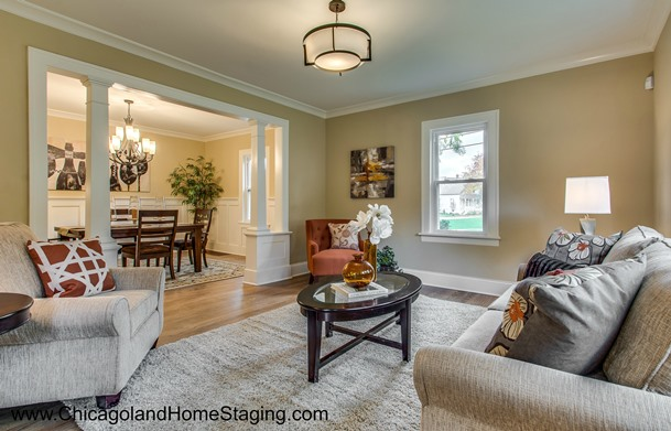 home staging success in arlington heights
