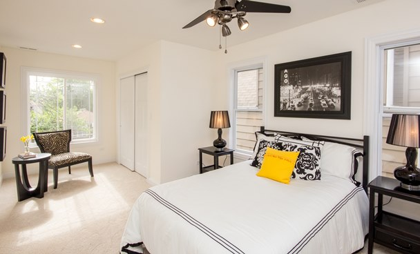home staging return on investment