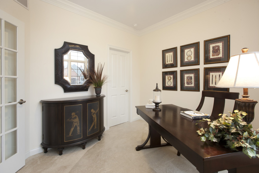what size is a home office in chicagoland