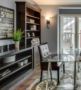 Chicago West home staging