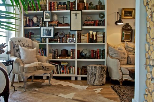 Interor Designer Bookcase