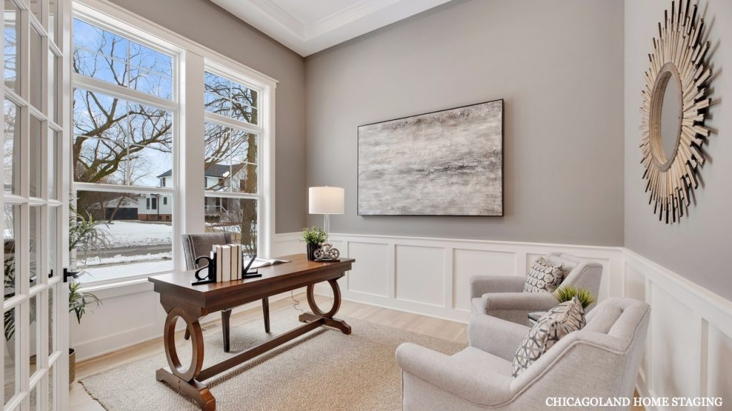 Top Rated Chicagoland Home Staging Office Naperville St Charles
