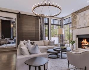 Chicagoland Home Staging Naperville Lighting Design