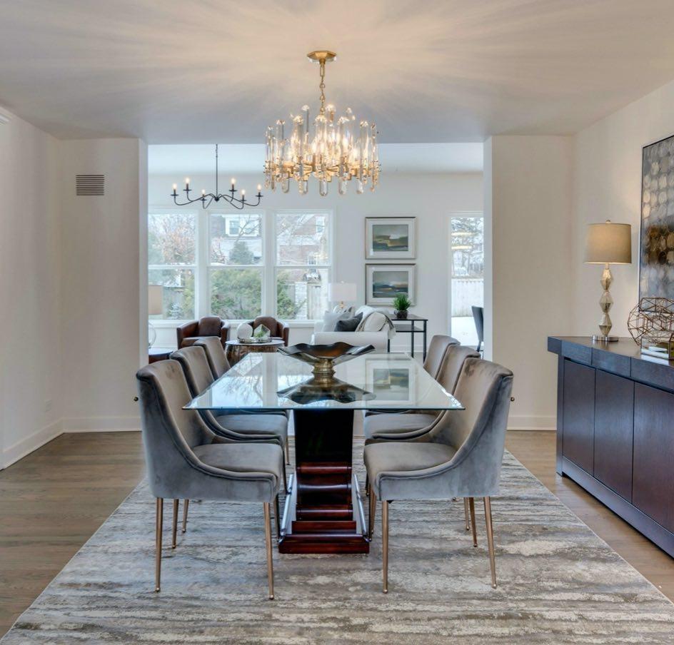 Best Naperville Landscaper Staging Designer Dining Room Geneva