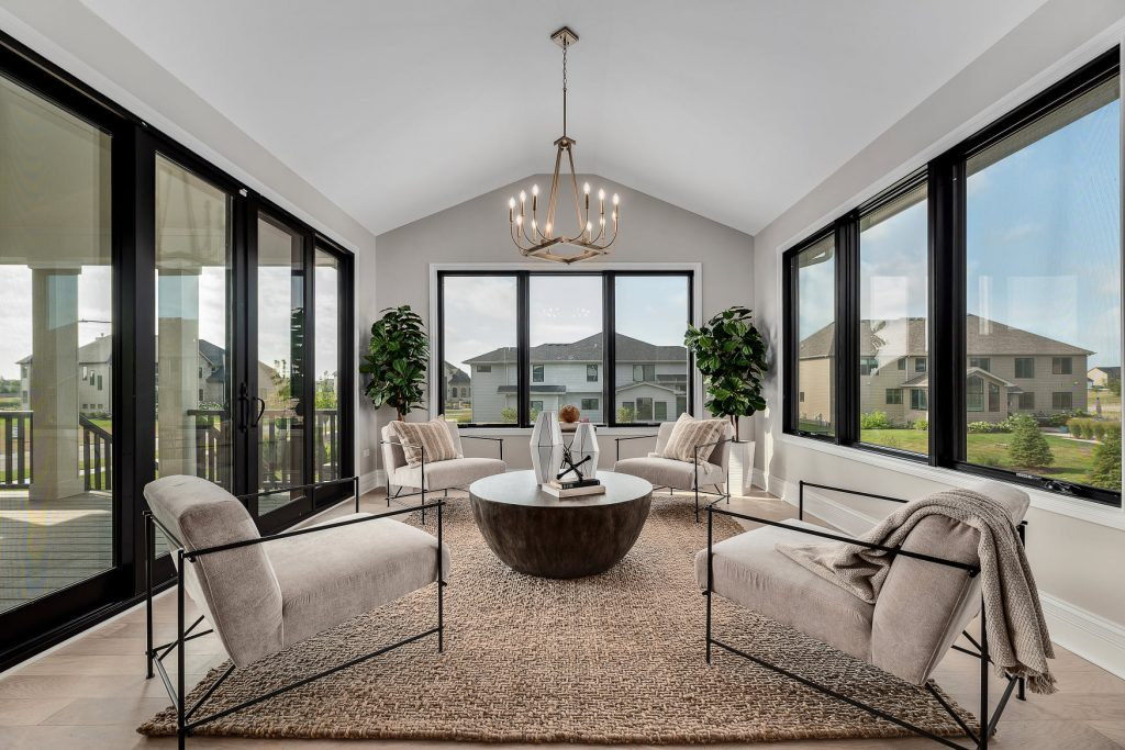 Chicagoland Home Staging Cavalcade of Homes Hampshire