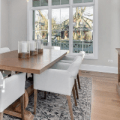 Chicagoland Home Staging Naperville Interior Design Before After Dining Room-2