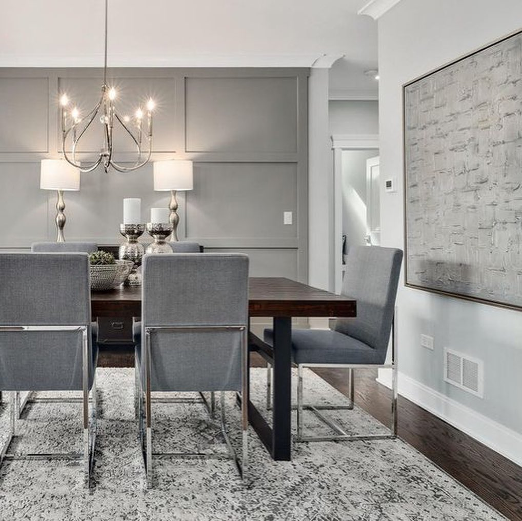 Chicagoland-Home-Staging-Design-Dining-Room-Glen-Ellyn-Hinsdale