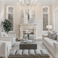 Chicagoland Luxury Home Staging Living Room Makeover Naperville