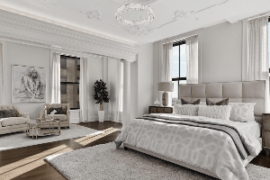 Chicagoland Home Staging Naperville Interior Design Bedroom