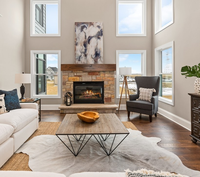 Attract Buyers Chicagoland-Home-Staging-Batavia-Wood-Floor-Refinishing
